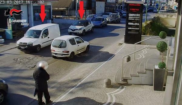 Castellammare, banda rapinò e ferì gioielliere: 3 arresti