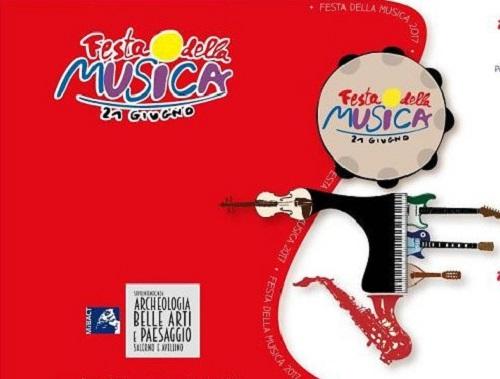 Festa della Musica, tutti gli appuntamenti tra Salerno e provincia