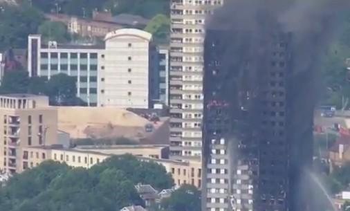 Grattacielo in fiamme, inferno a Londra: morti, dispersi e decine di feriti