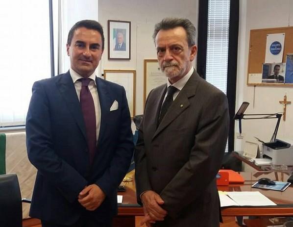 Beni confiscati, in Campania 6000 da assegnare: il prefetto Sodano in consiglio regionale