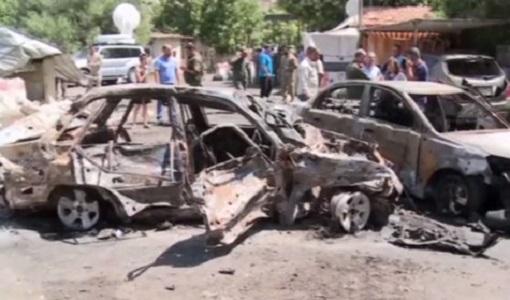 Siria, kamikaze a Damasco fa 8 morti: fermati altri due attentatori