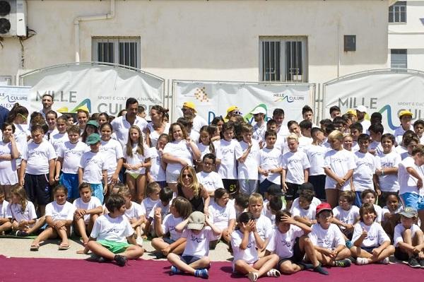 Napoli, al via PalExtra: 3.000 bambini tolti alla strada con lo sport