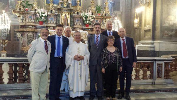 Napoli, celebrato l'anniversario di Santa Brigida