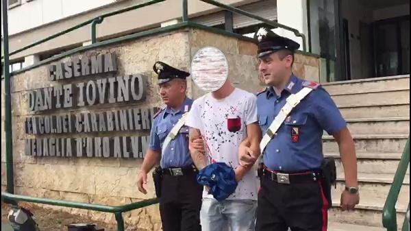 Incendi sul Vesuvio, preso 24enne piromane
