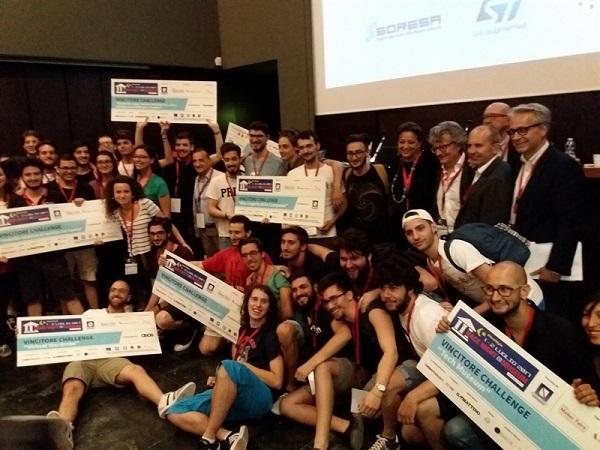 HackNight, tutti i vincitori della maratona dei talenti 4.0
