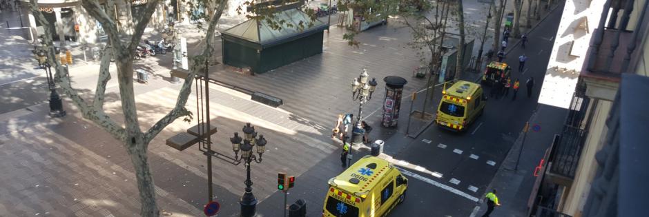 Barcellona, una strage: 14 morti, 90 feriti, 3 italiani tra le vittime