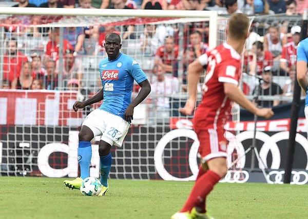 Audi Cup, il Napoli stende il Bayern a domicilio