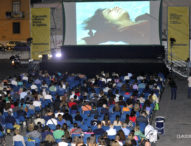 Avellino, cinema in piazza