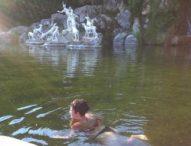 Bagno nella fontana della Reggia Caserta, aperta inchiesta interna