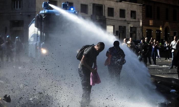 Edifici occupati, previsti sgomberi in altre città italiane
