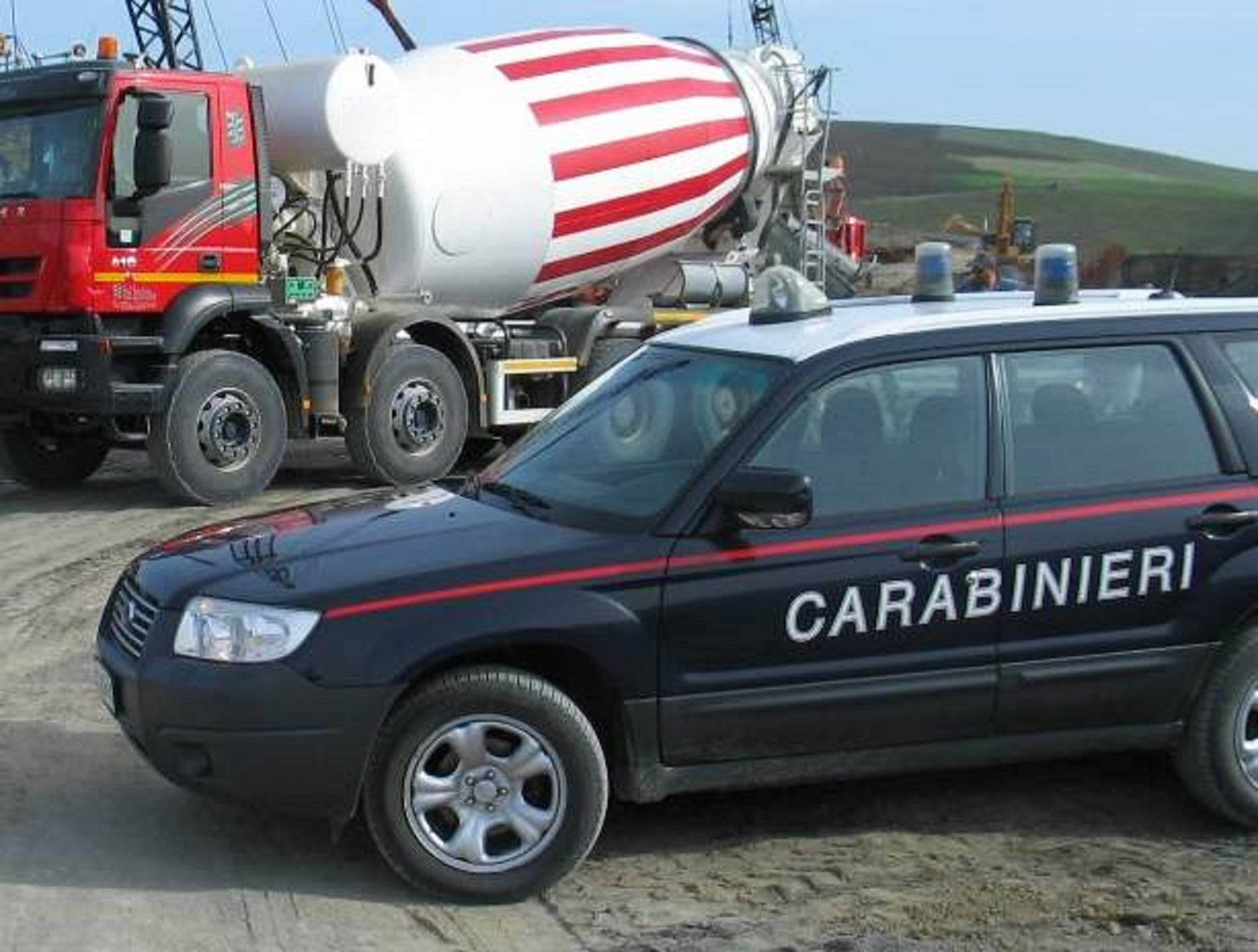 Avellino, sfruttamento e lavoro nero nei cantieri, blitz dei carabinieri: denunciati 11 imprenditori
