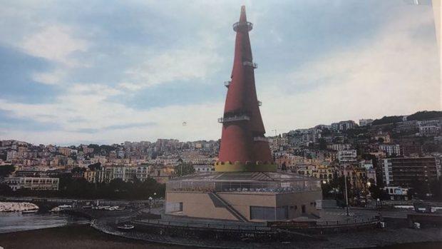 Napoli, sul 'Mega-Corno' deciderà la conferenza dei servizi