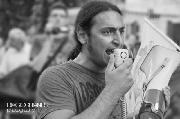 """Intervista a Egidio Giordano: """"Partenope Ribelle per rilanciare diritti, solidarietà e partecipazione"""""""