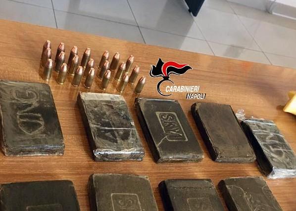 Tornano le piazze di spaccio, blitz al Rione Traiano: un arresto e 7 denunce