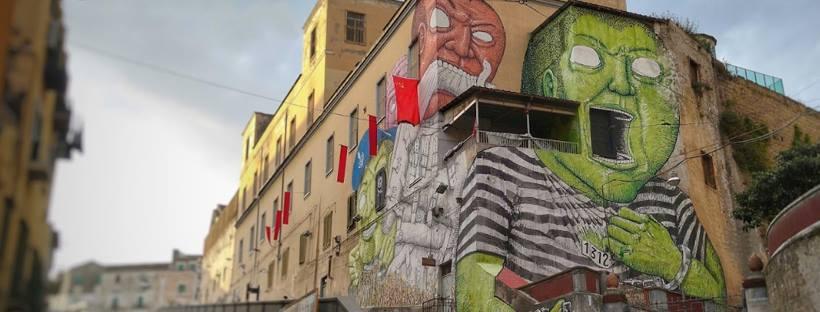 """Napoli, giovedì inizia il festival di """"Je so' pazz"""", quattro giorni di dibattiti, cultura e musica"""