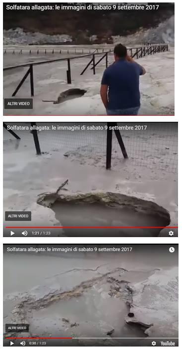 """Tragedia Solfatara Pozzuoli, il geologo Ortolani: """"Sistema di sicurezza inadeguato"""""""