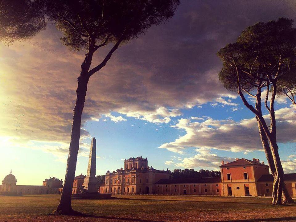 La Foto del giorno: Carditello, un'austera e folgorante poesia dal vero