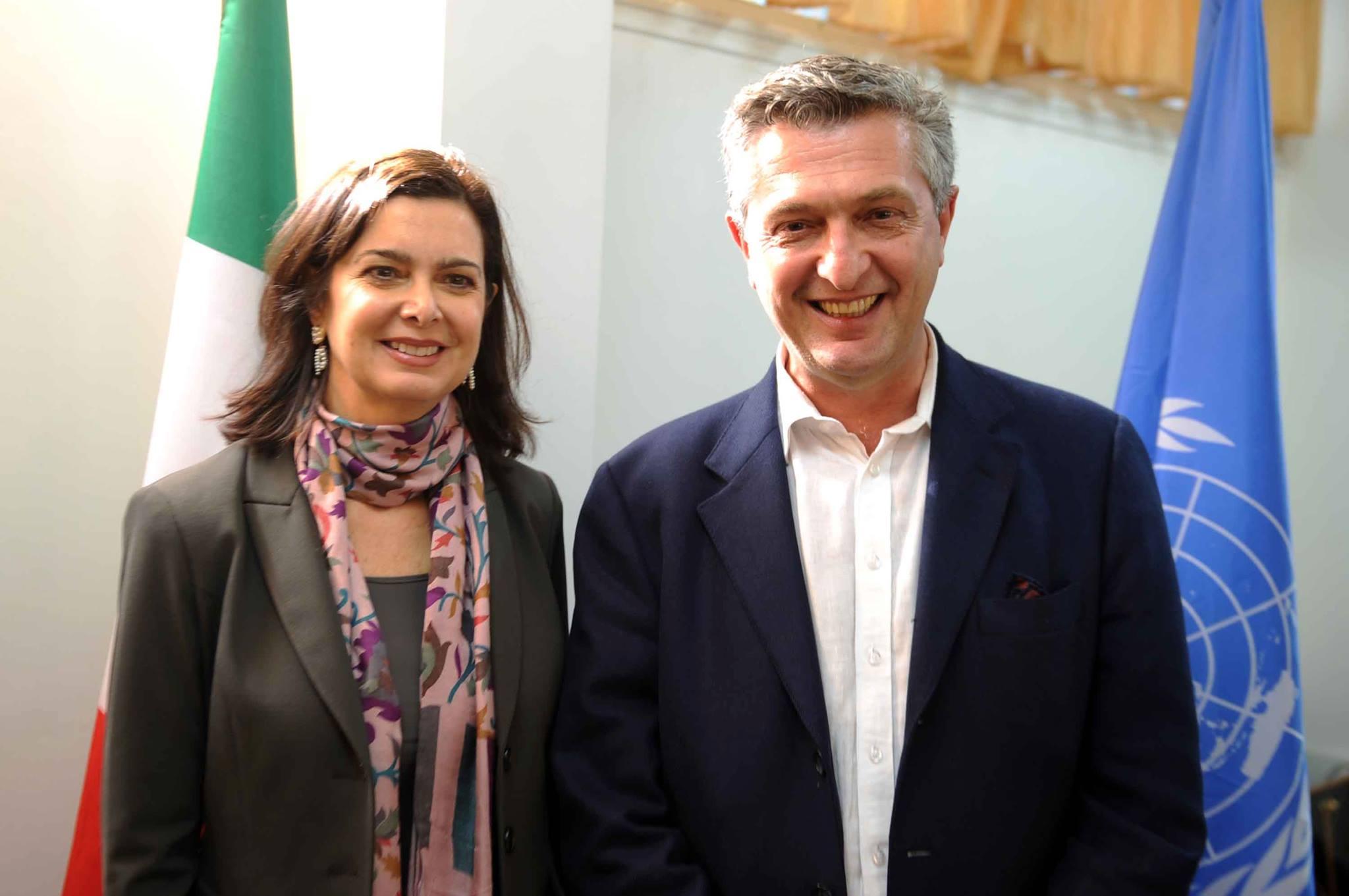 "Napoli, Libreria Iocisto, Filippo Grandi presenta ""Rifugi e Rifugiati"""