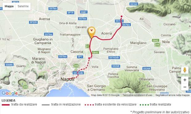 Legalità nei cantieri della Napoli-Bari, firmato protocollo in Prefettura