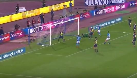 Muro Inter, Napoli bloccato