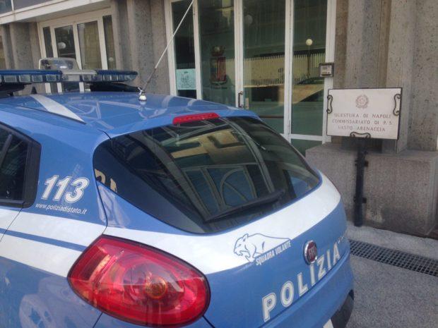 Napoli, polizia arresta spacciatore