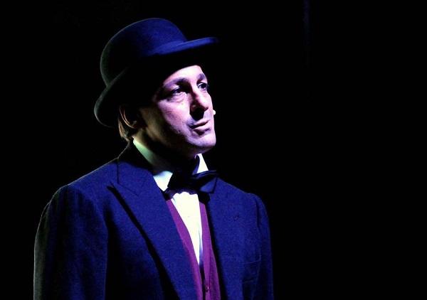Yari Gugliucci porta sul palco la vita di Totò