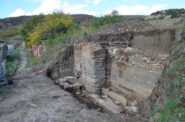 Velia, scoperto complesso monumentale