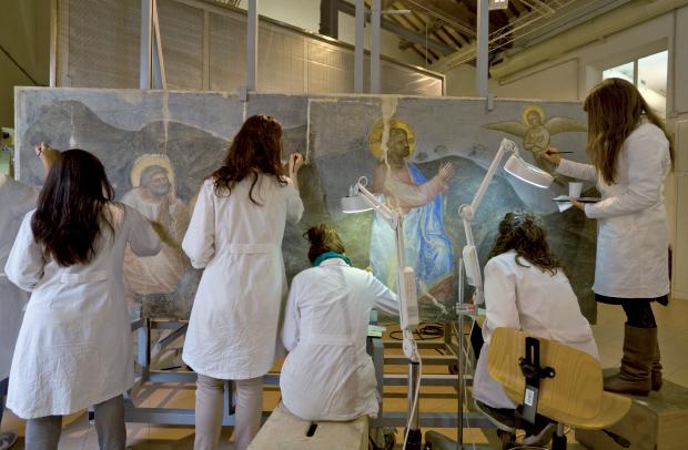 Restauratori: il Ministero dei Beni Culturali pubblica l'elenco nazionale
