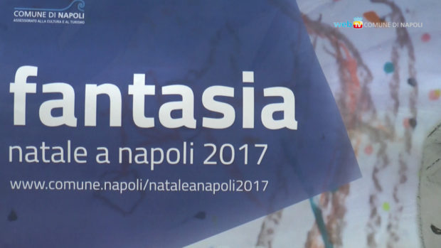 Napoli, il Natale dei bambini