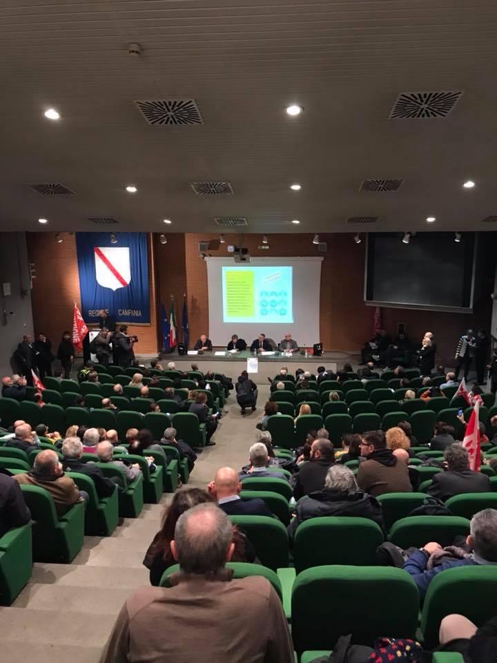 Cgil Campania: rilanciare il sistema sanità