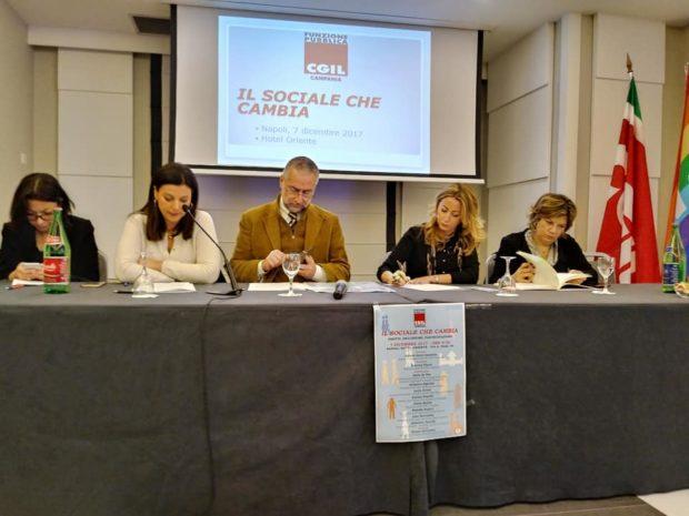 Campania, la Cgil propone un nuovo Welfare dei diritti