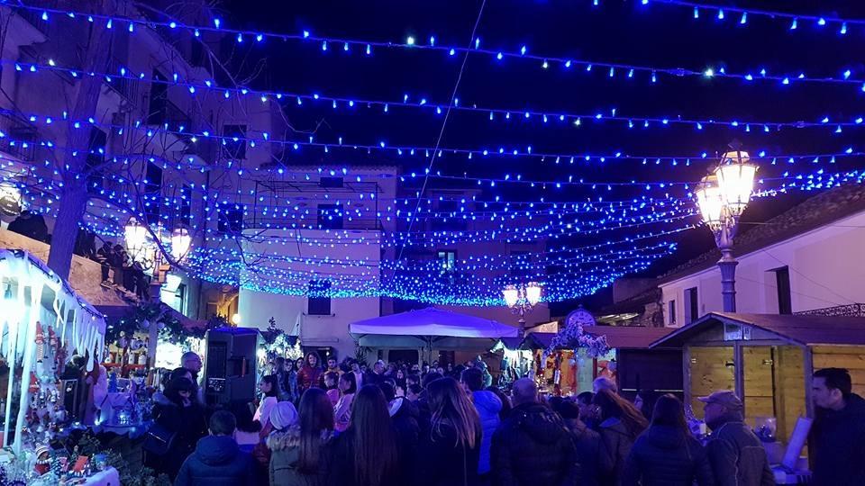 Castellabate, boom visitatori mercatini natalizi
