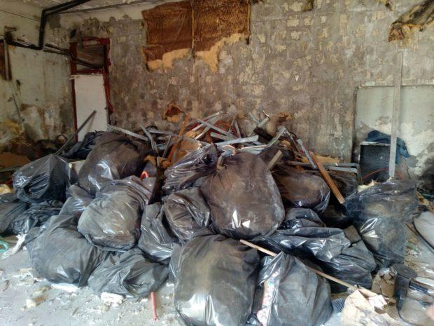 Napoli, Via Caracciolo: denunciato Bar per illecito smaltimento rifiuti speciali