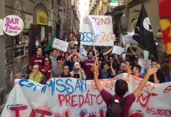 Napoli, unità tra centri sociali: da Insurgencia l'ok a Potere al popolo
