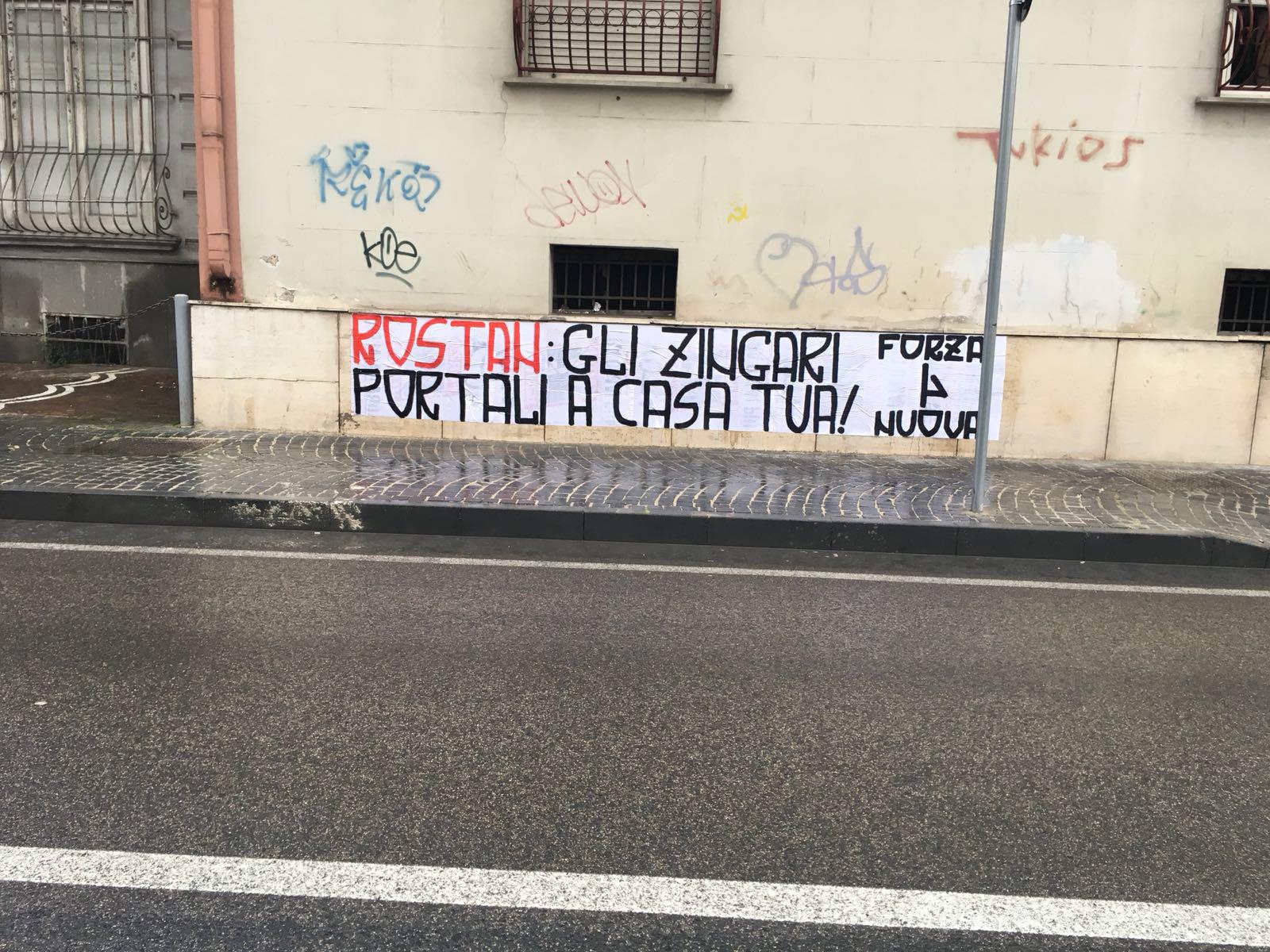 I fascisti minacciano parlamentare napoletana