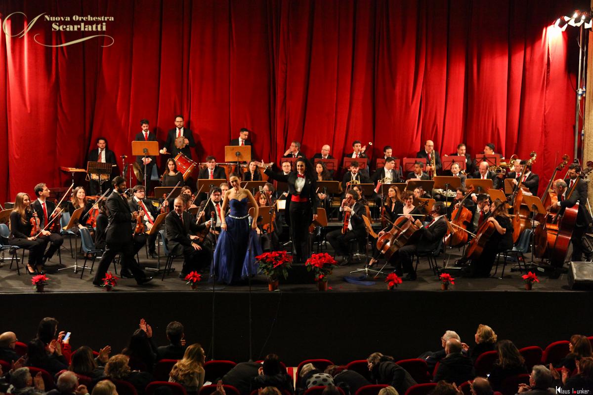 Napoli Teatro Mediterraneo, grande successo Orchestra Scarlatti