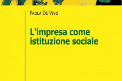Paola De Vivo presenta il suo libro all'Unione Industriali
