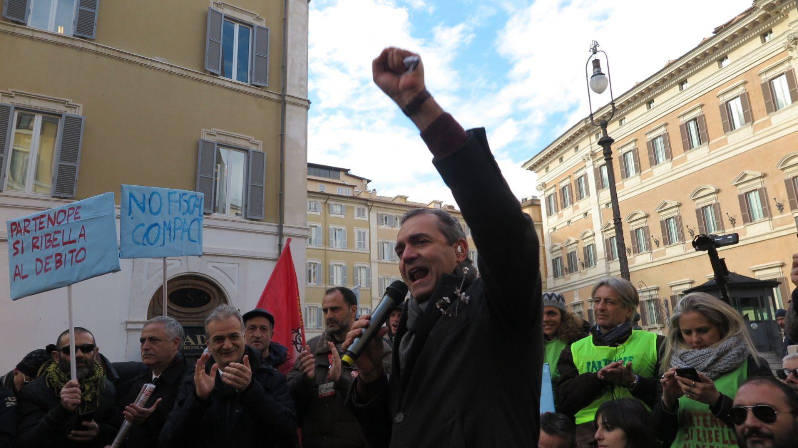Napoli, debito ingiusto: accordo in vista governo-Comune di Napoli