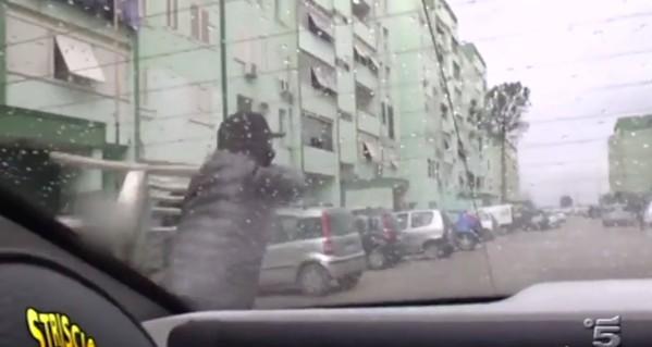 Caivano, aggressione troupe Striscia la notizia: preso 35enne