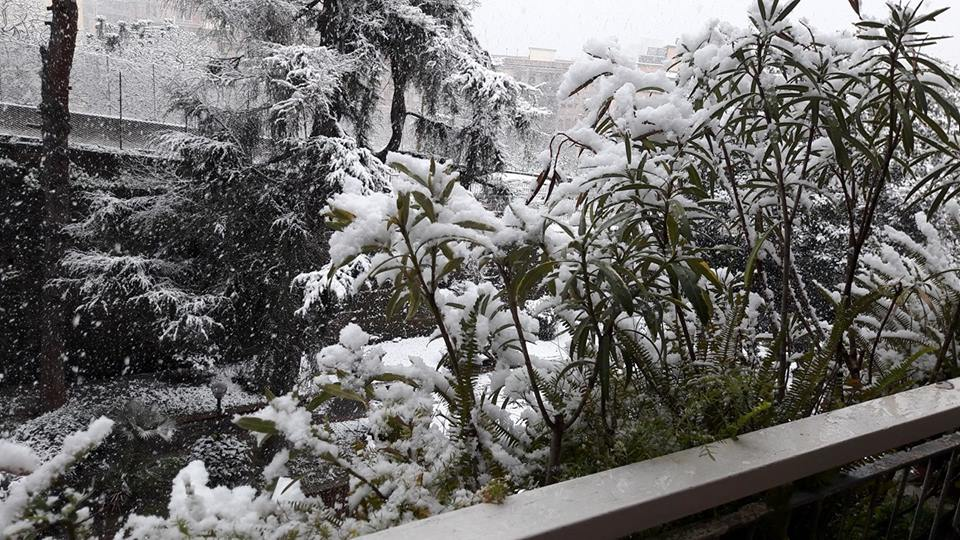 Campania, allerta neve: scuole chiuse anche domani