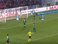 Napoli fermato dal Sassuolo, inutile forcing finale