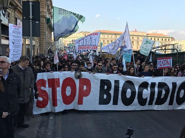 Marcia sul clima e contro le inutili grandi opere: 20 autobus dalla Campania