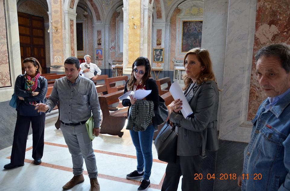 Il Cfs in visita ad Afragola