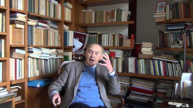 Napoli perde Aldo Masullo, cultura in lutto