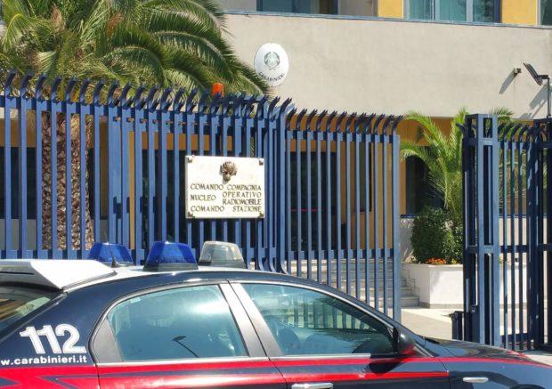 Avellino, prima litiga con la compagna e poi aggredisce i carabinieri: arrestato