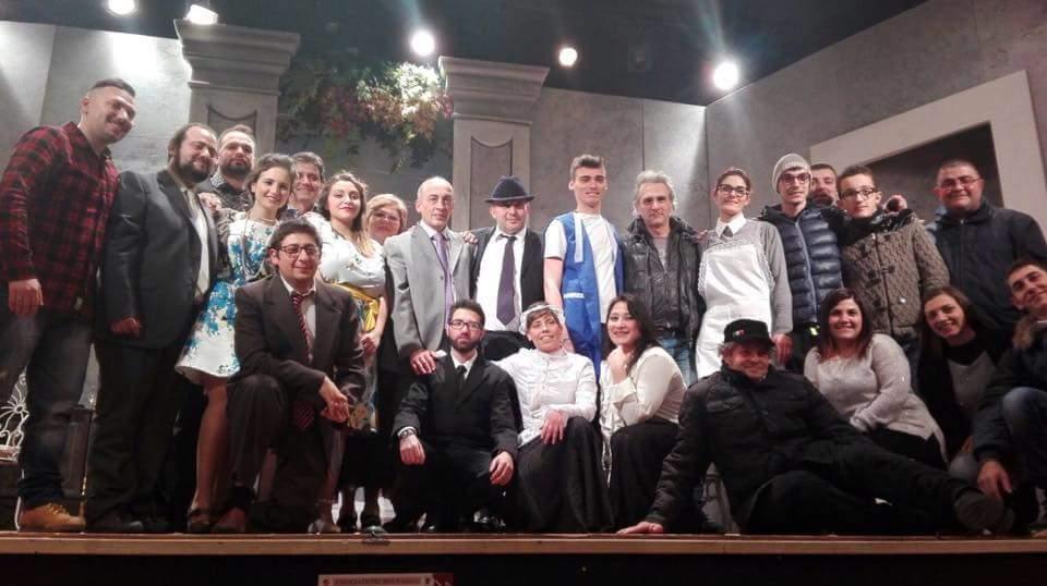 Angri, sabato al teatro con la compagnia 'la Mela'