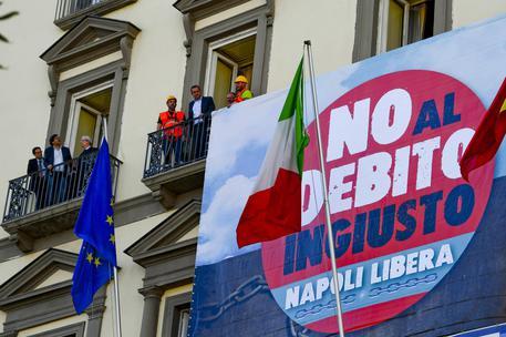 Napoli, M5s denuncia alla Corte dei Conti delibere concertone e convenzione Stadio
