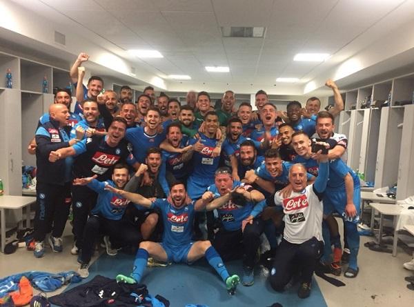Stadium espugnato, Napoli a -1 dalla Juve