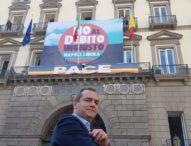 Napoli, piazza contro piazza