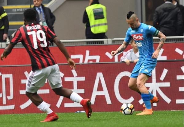Donnarumma salva il Milan, al Napoli non riesce il colpo